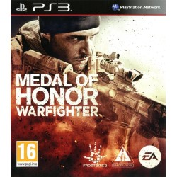 MEDAL OF HONOR WARFIGHTERS PS3 FR OCCASION