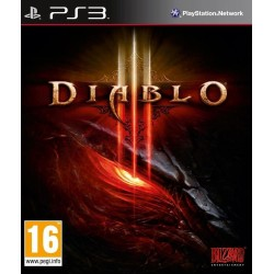 DIABLO 3 EDITION DAY ONE PS3 FR OCCASION