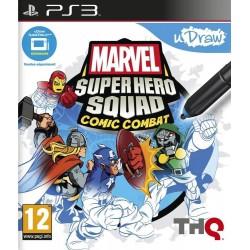 MARVEL SUPER HERO SQUAD COMIC COMBAT (U DRAW) PS3 FR OCCASION