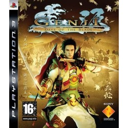 GENJI DAYS OF THE BLADE PS3 FR OCCASION