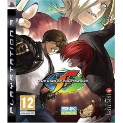 THE KING OF FIGHTERS XII PS3 FR (SANS NOTICE)