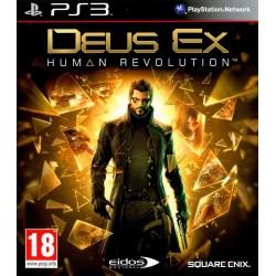 DEUS EX HUMAN REVOLUTION PS3 FR OCCASION