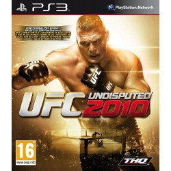 UFC UNDISPUTED 2010 PS3 FR OCCASION