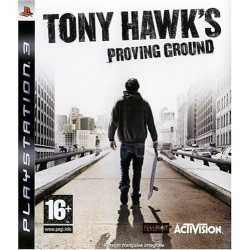 TONY HAWK S PROVING GROUND PS3 FR OCCASION