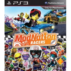 MODNATION RACERS PS3 FR OCCASION