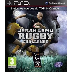 JONAH LOMU RUGBY CHALLENGE PS3 FR OCCASION