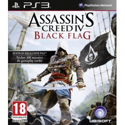 ASSASSIN S CREED IV BLACK FLAG BUNDLE COPY PS3 FR OCCASION