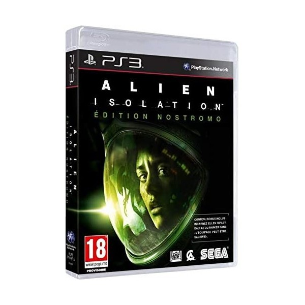 ALIEN ISOLATION PS3 FR OCCASION