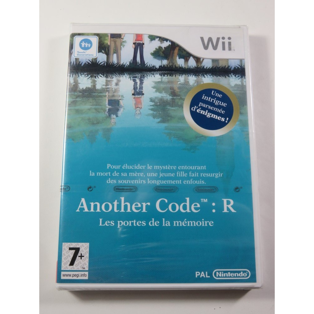 ANOTHER CODE: R WII PAL-FR NEW