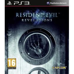 RESIDENT EVIL REVELATIONS PS3 FR OCCASION