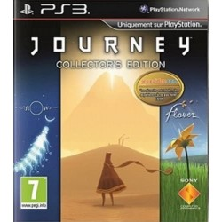 JOURNEY COLLECTOR S EDITION PS3 FR OCCASION