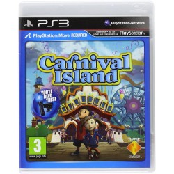 CARNIVAL ISLAND (PS MOVE) PS3 FR OCCASION