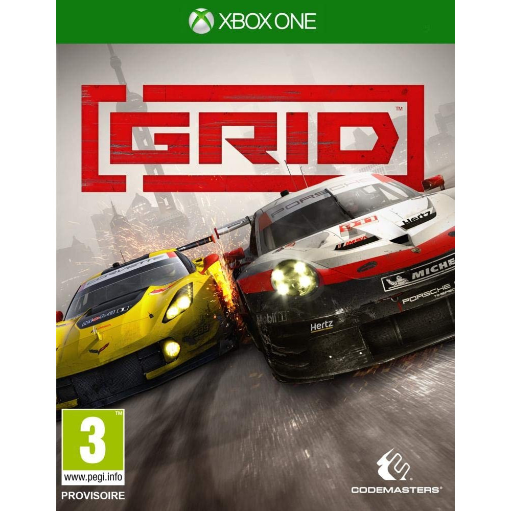 GRID DAY ONE XBOX ONE FR OCCASION