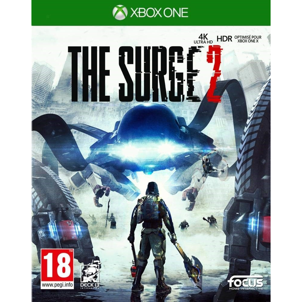 THE SURGE 2 XBOX ONE FR OCCASION