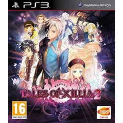 TALES OF XILLIA 2 PS3 FR OCCASION