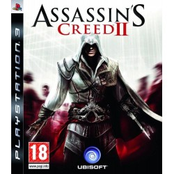 ASSASSINS CREED II PS3 FR OCCASION