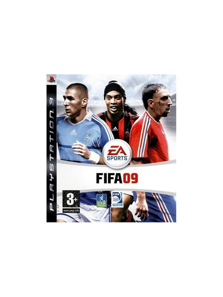 FIFA 09 PS3 FR OCCASION
