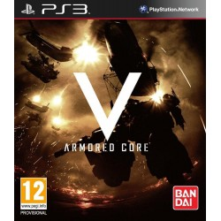ARMORED CORE V PS3 FR OCCASION