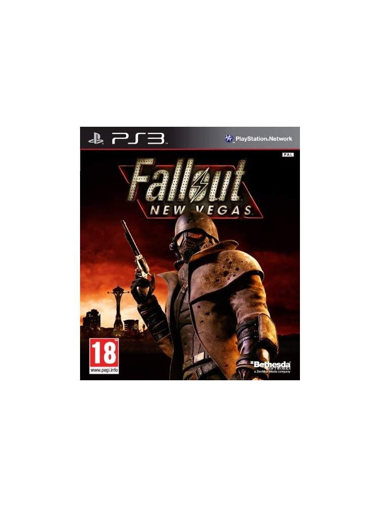 FALLOUT NEW VEGAS PS3 UK (JEU EN ANGLAIS) OCCASION