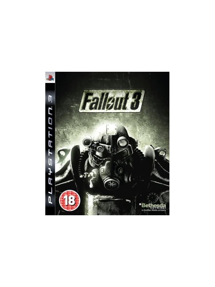 FALLOUT 3 PS3 UK OCCASION (JEU EN ANGLAIS)