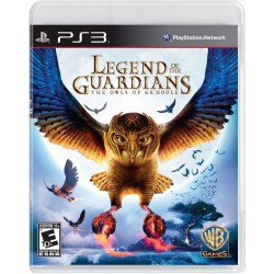 LEGEND OF THE GUARDIANS PS3 USA OCCASION