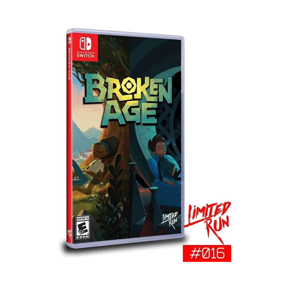 BROKEN AGE SWITCH US OCCASION(LIMITED RUN COLLECTION)
