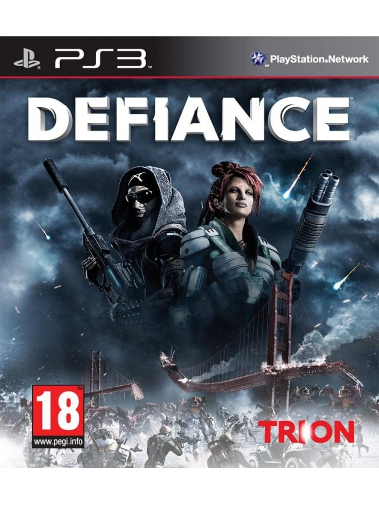 DEFIANCE EDITION LIMITEE PS3 FR OCCASION