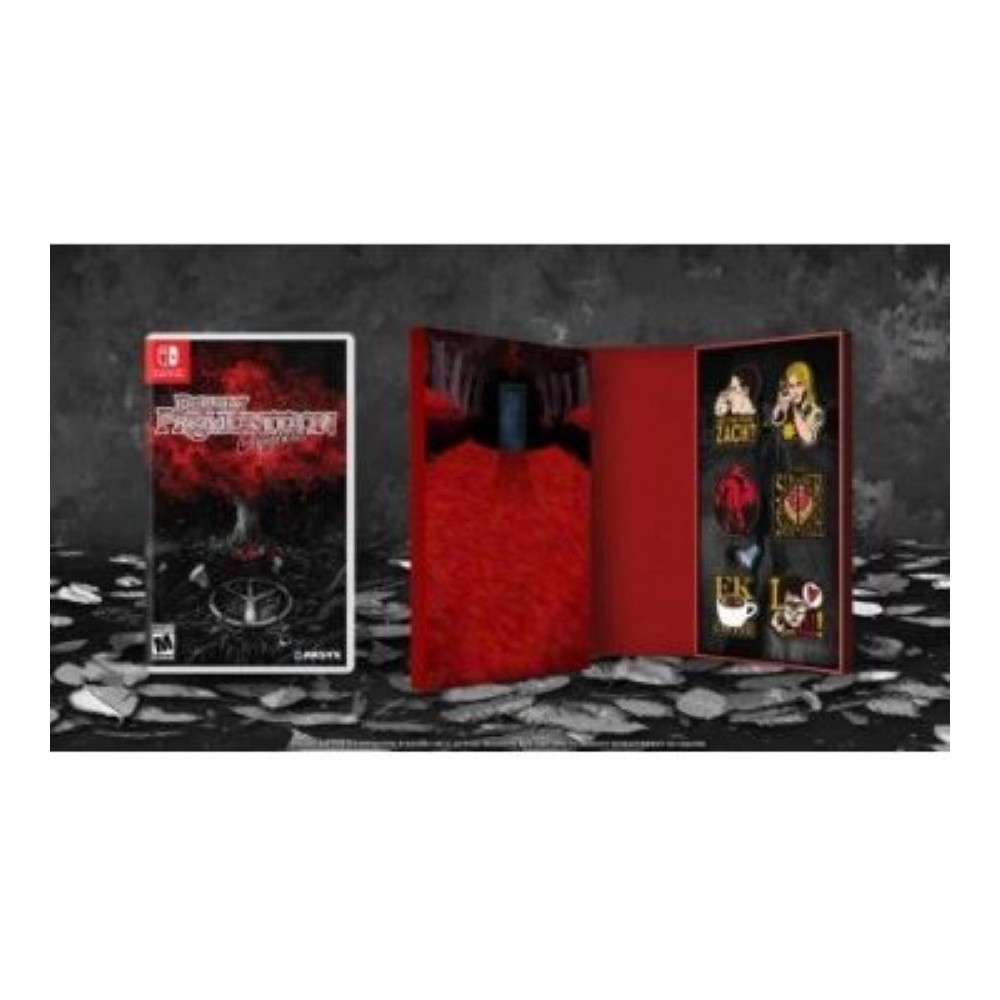 DEADLY PREMONITION ORIGINS COLLECTOR SWITCH FR OCCASION