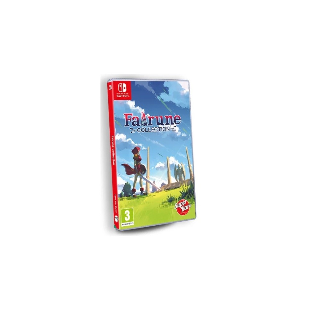 FAIRUNE COLLECTION SWITCH UK NEW