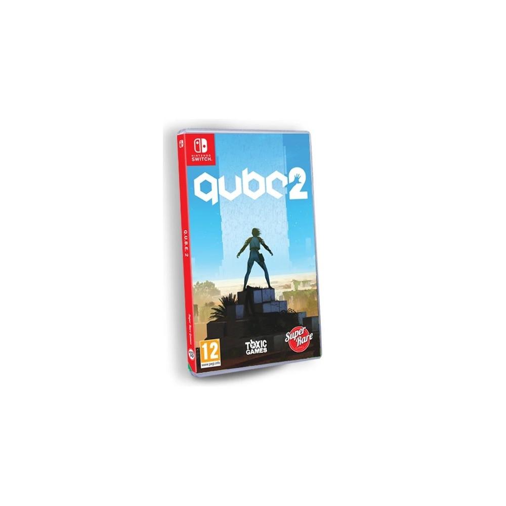 QUBE 2 SWITCH UK NEW