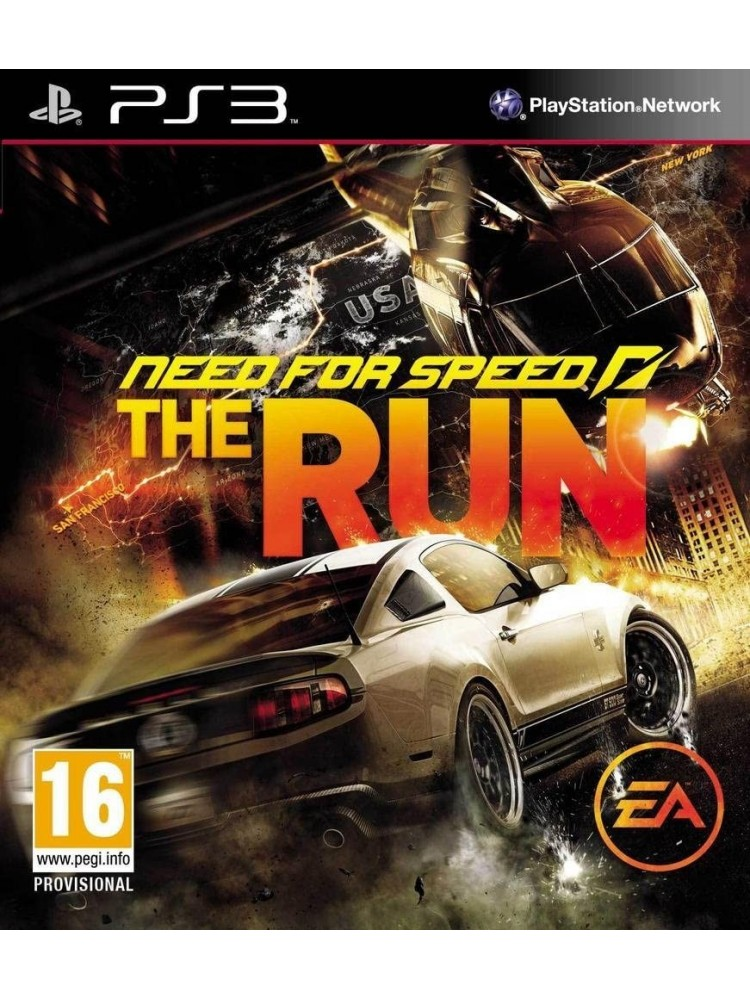 NEED FOR SPEED THE RUN PS3 FR OCCASION