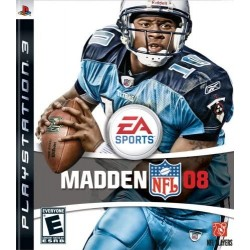 MADDEN NFL 08 PS3 USA OCCASION