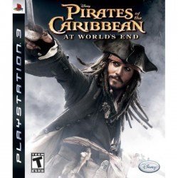 PIRATES OF THE CARIBBEAN AT WORLD S END PS3 USA OCCASION