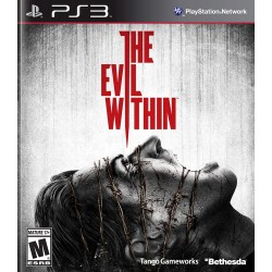 THE EVIL WITHIN PS3 NTSC-US OCCASION
