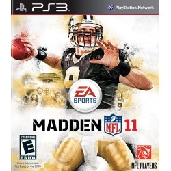 MADDEN NFL 11 PS3 USA OCCASION