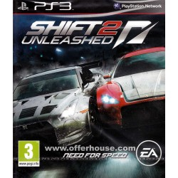 NFS SHIFT 2 UNLEASHED PS3 FR OCCASION