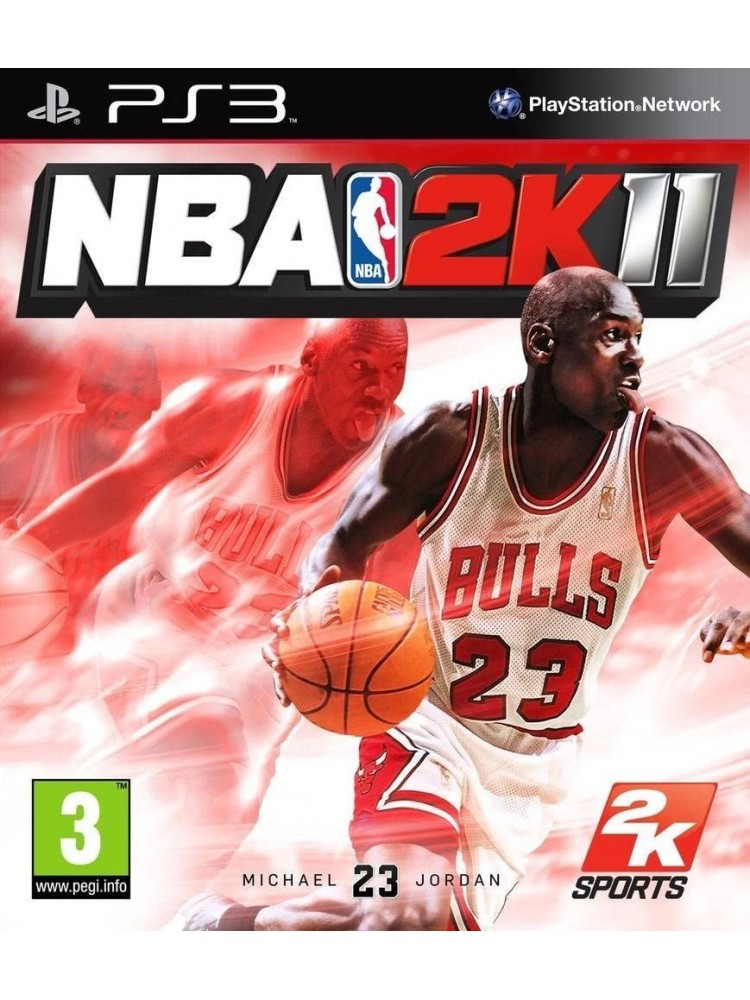 NBA 2K11 PS3 FR OCCASION