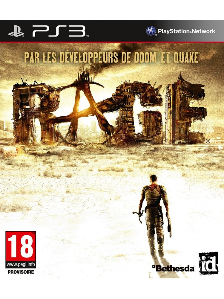 RAGE PS3 FR OCCASION