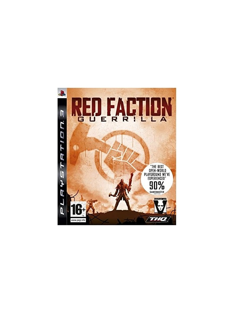 RED FACTION GUERILLA PS3 UK OCCASION