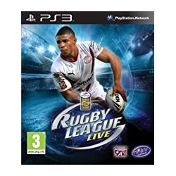 RUGBY LEAGUE LIVE PS3 UK OCCASION