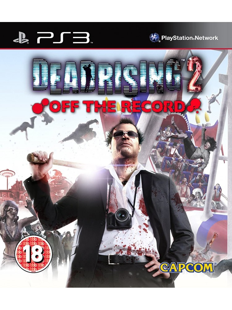 DEAD RISING 2 OFF THE RECORD PS3 UK OCCASION