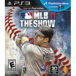 MLB 11 THE SHOW PS3 USA (SANS NOTICE)