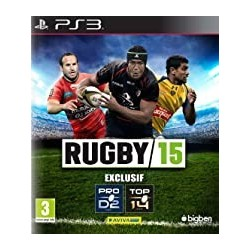 RUGBY 15 PS3 FR OCCASION