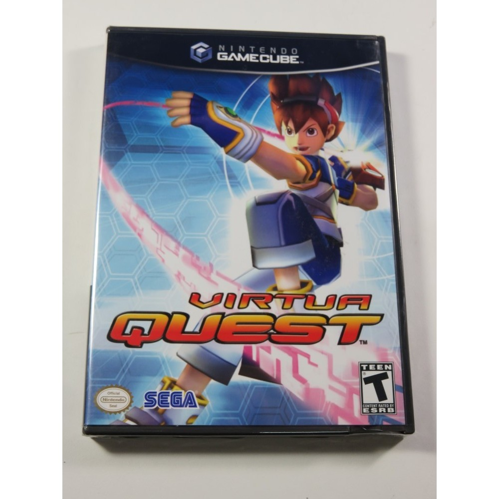 VIRTUA QUEST GAMECUBE NTSC-USA NEW