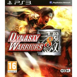 DYNASTY WARRIORS 8 SANS NOTICE PS3 FR OCCASION