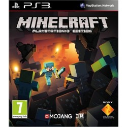 MINECRAFT PLAYSTATION 3 PS3 FR OCCASION