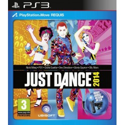 JUST DANCE 2014 PS3 FR OCCASION