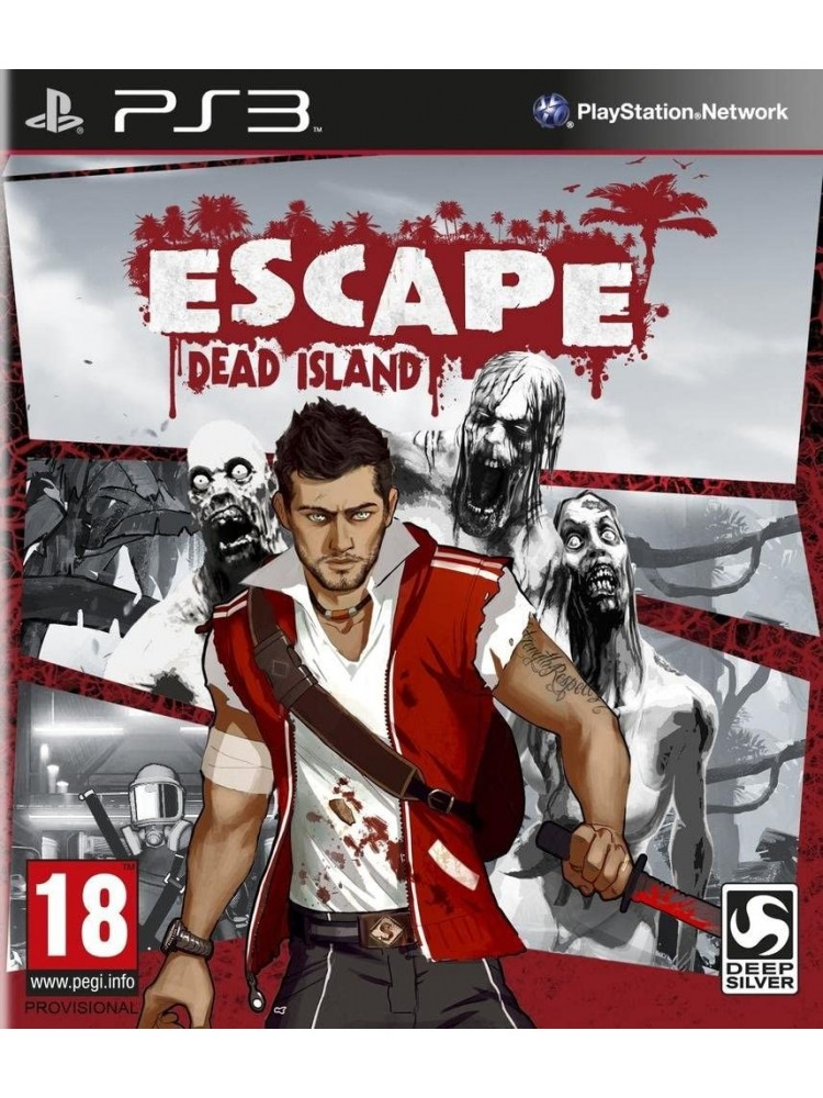 ESCAPE DEAD ISLAND PS3 FR OCCASION
