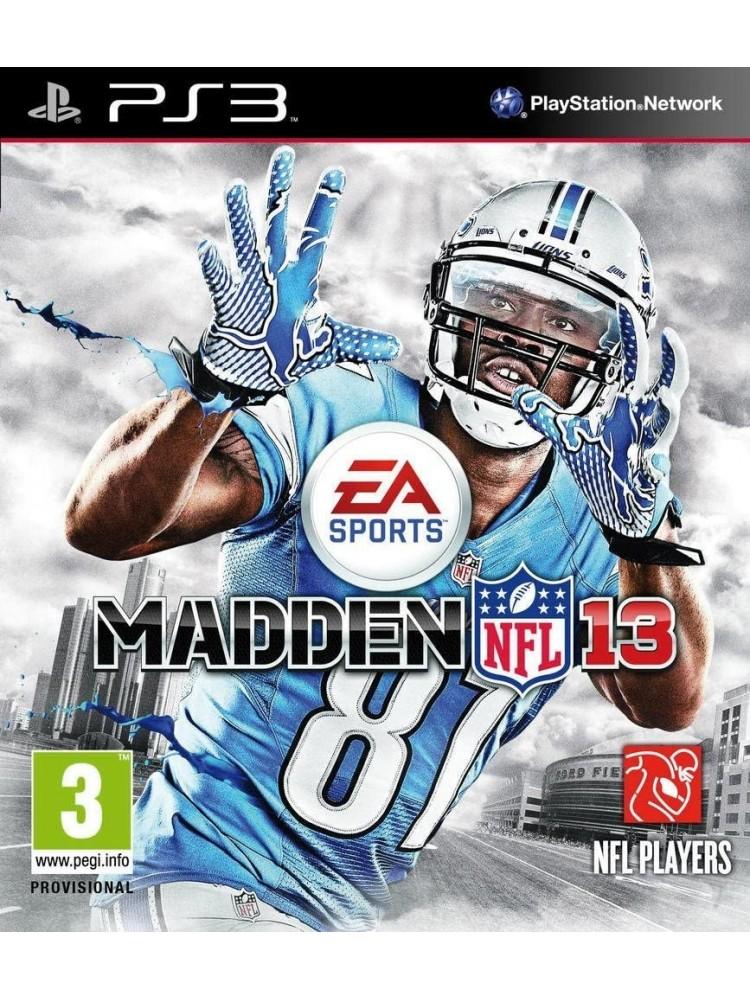 MADDEN NFL 13 PS3 FR OCCASION