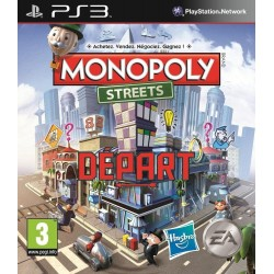 MONOPOLY STREETS PS3 FR OCCASION